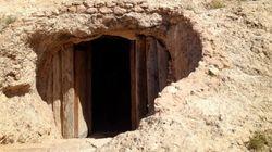 Les grottes berbères de Sned, un