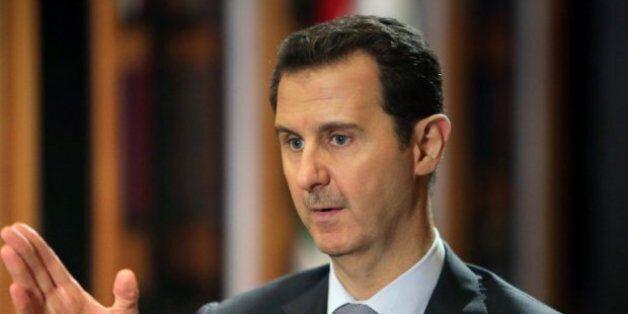 Le Président syrien Bachar Al