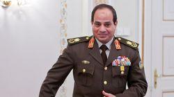 Égypte: Al Sissi annonce sa candidature à la présidentielle