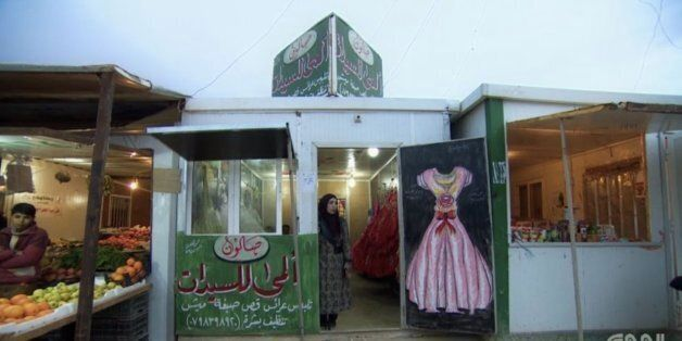 Au Camp de Zaatari: Les