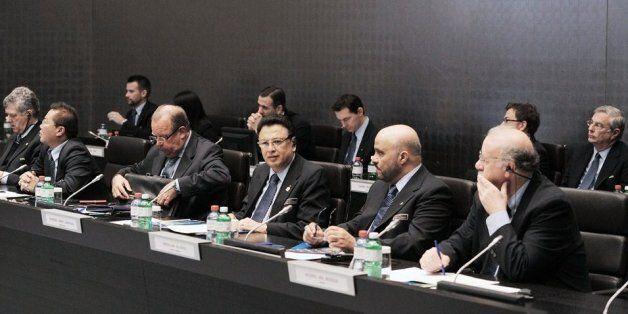 Une réunion du comité stratégique de la