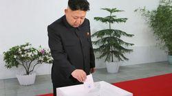 Corée du Nord: Kim Jong-Un élu député avec 100% des voix et 100% de