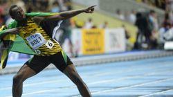 Et si Usain Bolt devenait footballeur