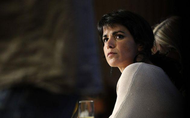 La secretaria general de Podemos Andalucía, Teresa