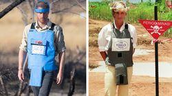 Harry come Diana: in Angola contro le mine antiuomo realizza l'ultimo progetto della