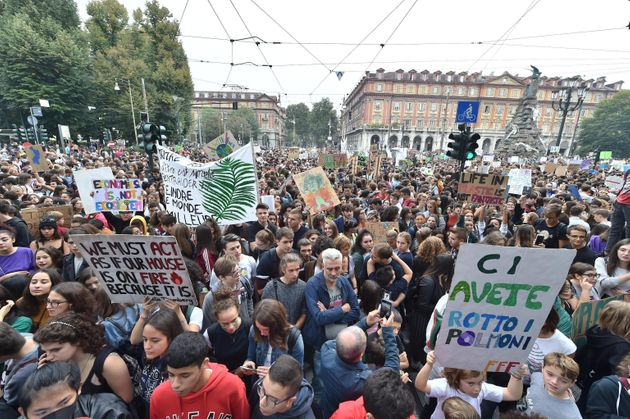 Manifestazione per il clima,