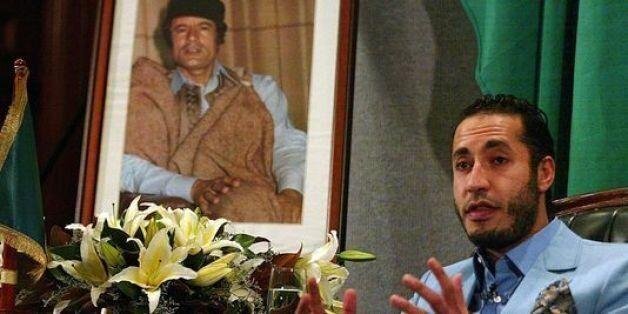 Saadi Kadhafi, fils de l'ex-dictateur, a été extradé en Libye