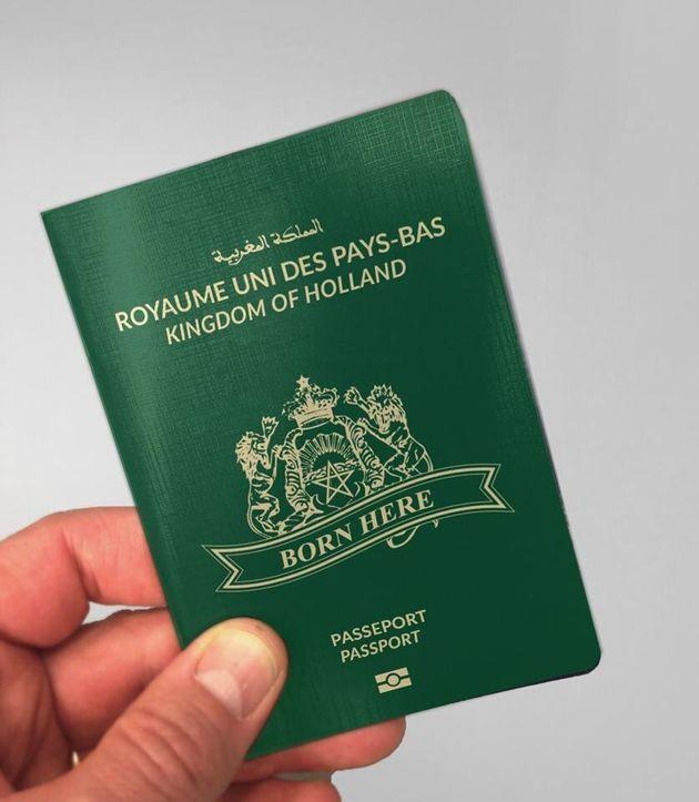 #BornHere: Suite aux propos xénophobes d'un député, des Marocains exhibent fièrement leur passeport néerlandais...