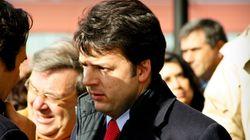 Matteo Renzi est en visite en
