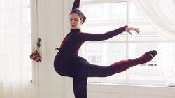 Cette danseuse enceinte va vous