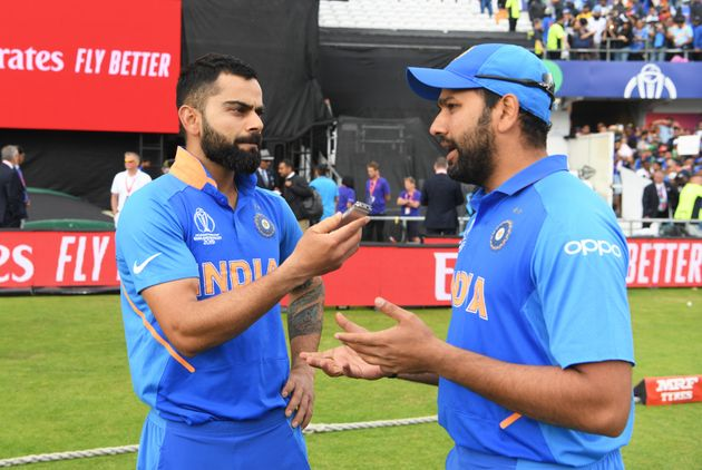 File image of Virat Kohli and Rohit