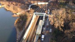New York : Un train de banlieue déraille et fait au moins 4 morts