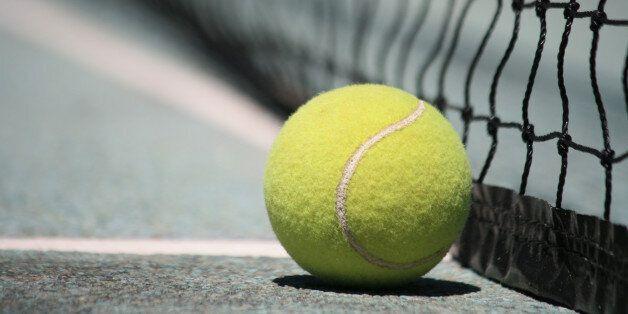Après son élimination lors du premier tour des qualifications pour l'Open d'Australie, Malek Jaziri tire...
