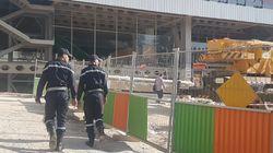 Décès de deux ouvriers sur le chantier de la gare