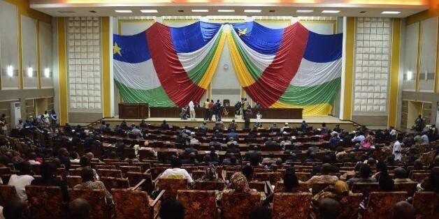 Le parlement provisoire centrafricain a commencé à voter lundi à la mi-journée pour élire un nouveau...