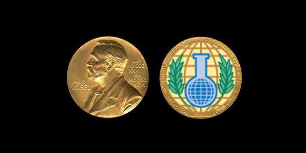 Nobel de la paix : l'Organisation pour l'interdiction des armes chimiques