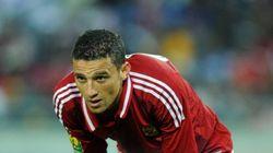 Un joueur égyptien suspendu pour un geste de soutien aux Frères