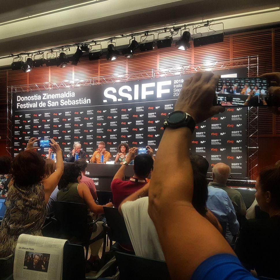 Διεθνές φεστιβάλ κινηματογράφου του Σαν Σεμπαστιάν