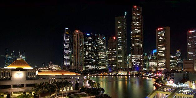 Quartier des affaires de Singapour,
