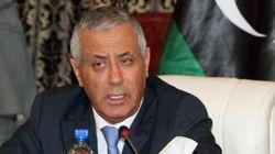 Le Premier ministre libyen accuse