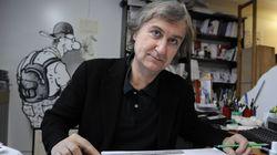 Rencontre avec Plantu, le caricaturiste qui sert