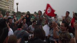 Sur la plage de Sidi Bou Jaâfar à