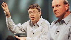 Microsoft: Le successeur de Bill Gates jette