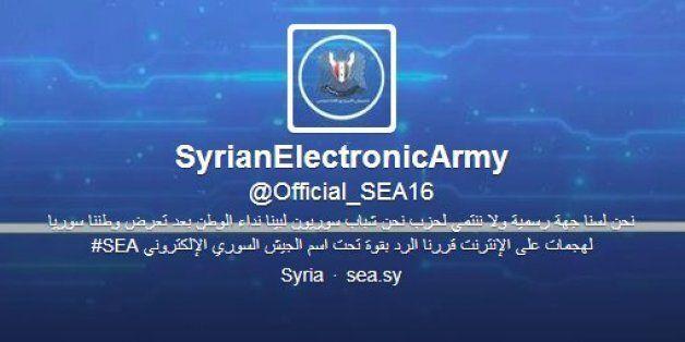 L'Armée syrienne électronique, pro-Assad, a attaqué le site du New York Times et