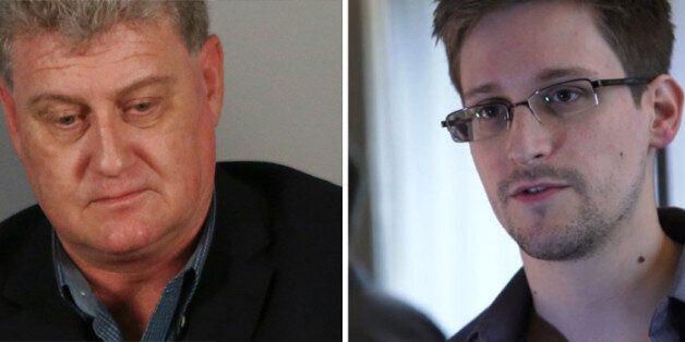 Edward Snowden a décidé de prendre publiquement de la distance avec son père après des déclarations avec...
