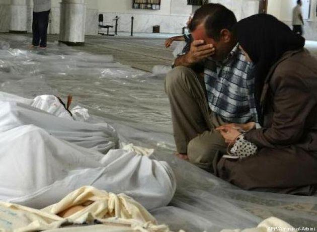 Syrie: Les Etats-Unis se tiennent prêts pour intervenir