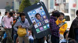 Les Apple Store assaillis par les fans (et Tim Cook s'en
