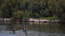 Encuentran el cuerpo del bebé arrojado por su padre al río