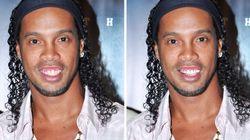 Ronaldinho change ses