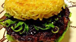 Le «ramen burger», la nouvelle folie de New York (PHOTO,