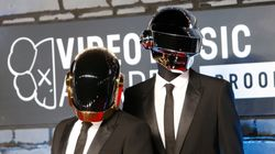 Daft Punk couronnés rois du
