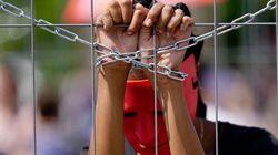 Liberadas más de 300 personas encadenadas en Nigeria, en su mayoría