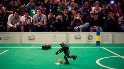 Même les robots jouent au
