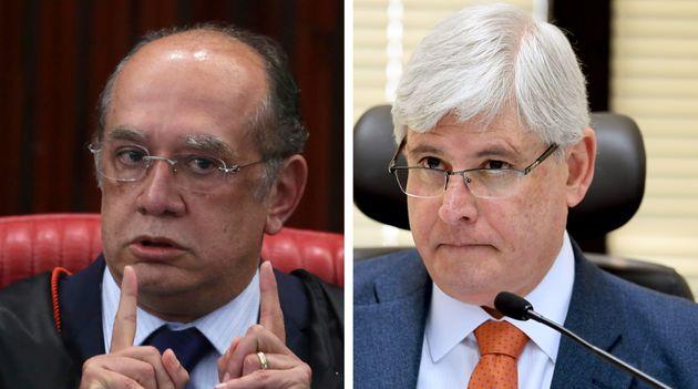 Ministro do STF reagiu após o ex-procurador-geral da República revelar que planejou