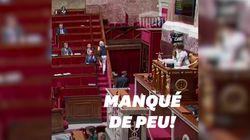 Agnès Thill, la députée (très) hostile à la PMA a loupé le vote d'un
