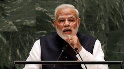 PM Modi Addresses UNGA: 'World Must Unite Against