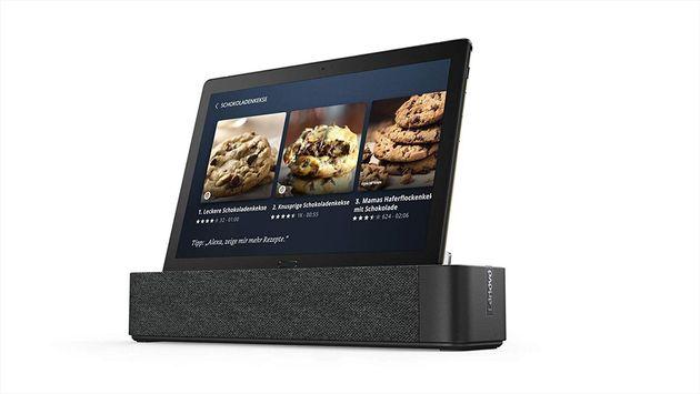 Lenovo Smart Tab M10 Tablet, Smart Dock con Amazon Alexa
