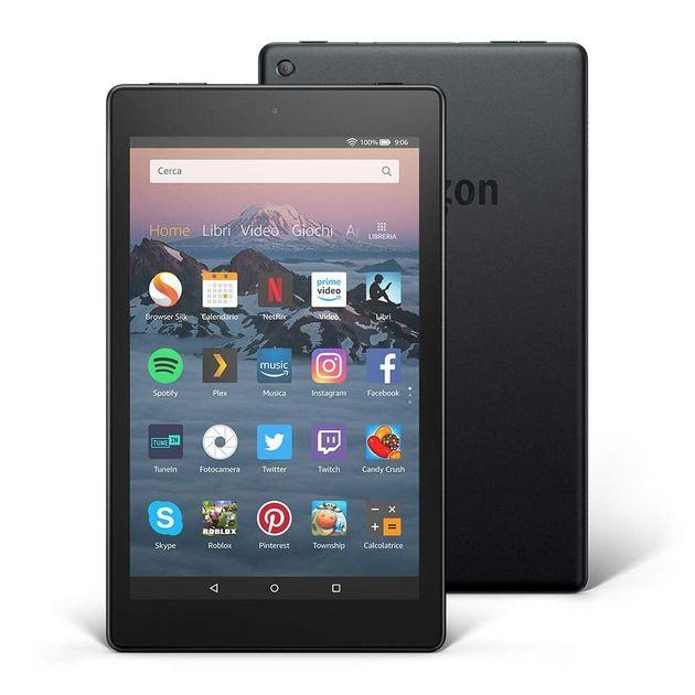 "Tablet Fire HD 8 | Schermo HD da 8"", 16"
