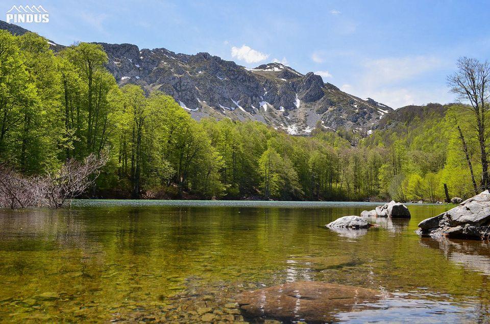 Οι λίμνες (Μουτσάλια)...