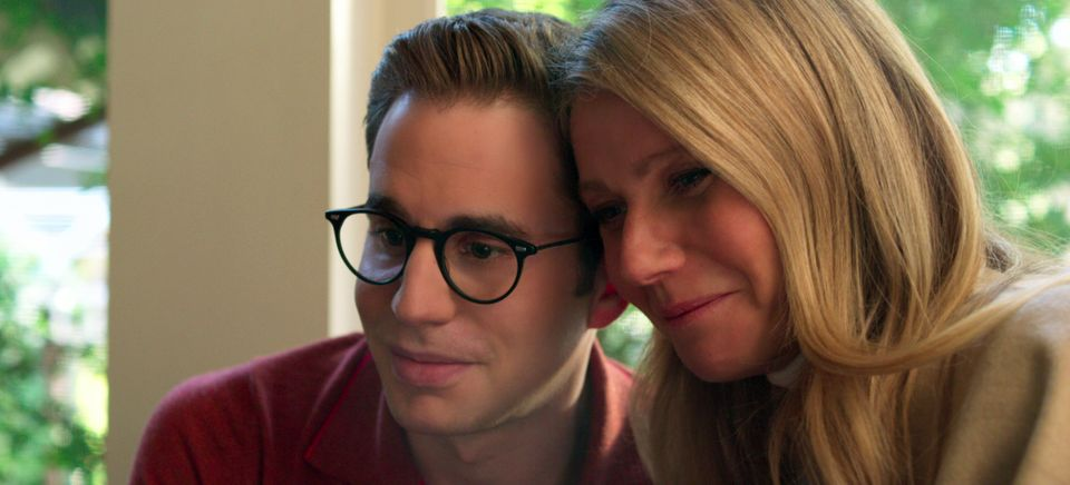 Ben says his relationship he shares with Gwyneth is similar to their on-screen