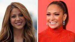 Jennifer Lopez e Shakira irão se apresentar juntas em show de intervalo do Super