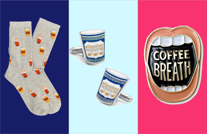 The best coffee gifts for coffee lovers.