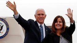 Karen Pence Was Reportedly 'Livid' With Trump's 'Access Hollywood'