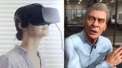 Barry, el personaje virtual que ha nacido para ser