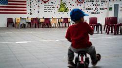 La détention illimitée d'enfants migrants aux États-Unis bloquée par la