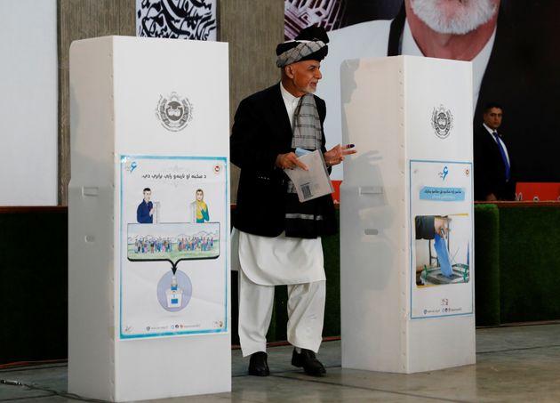 Εκλογές στο Αφγανιστάν: Έκρηξη κοντά σε εκλογικά